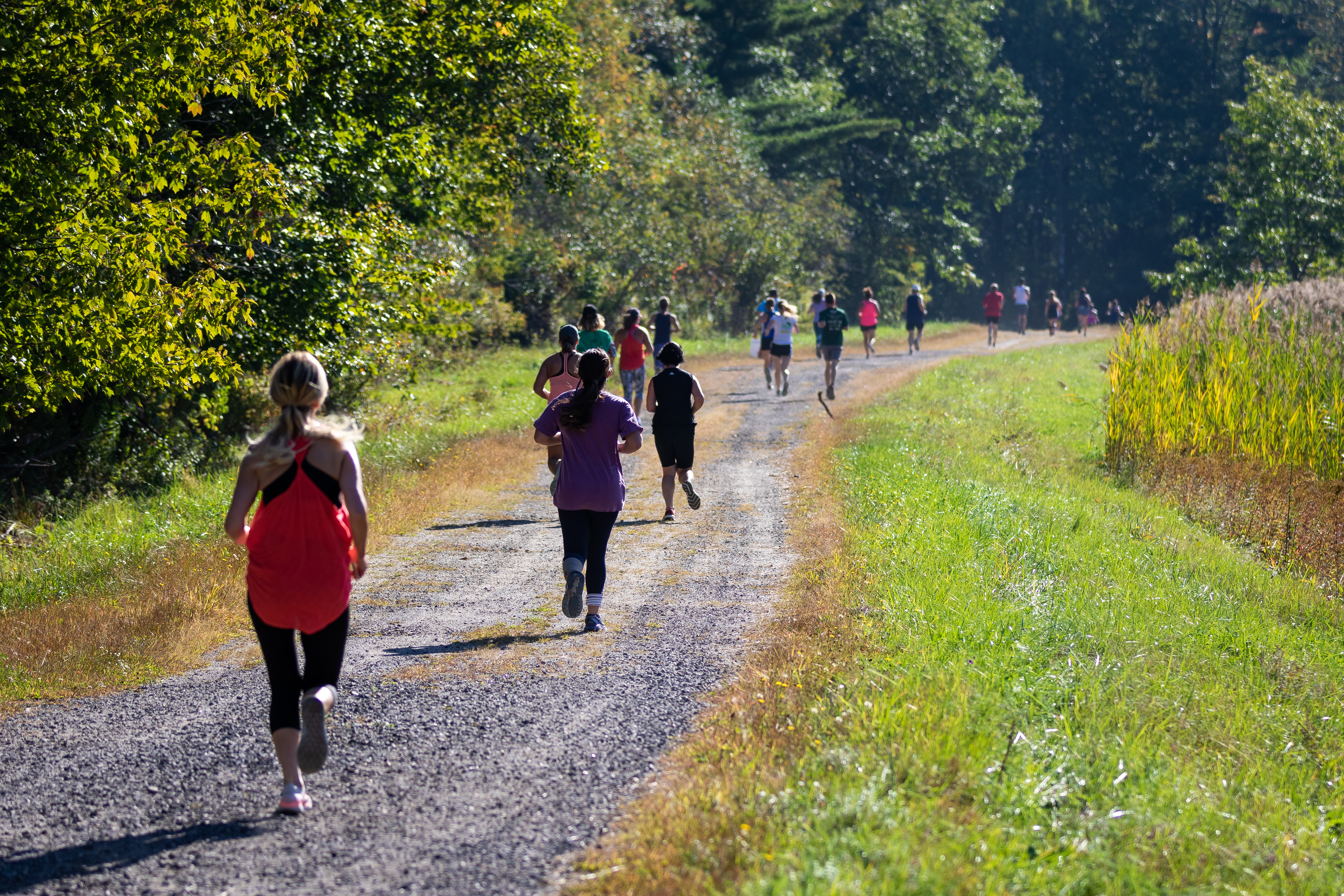 Autumn & Ales 10K on the Eastern Trail